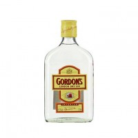 Джин Gordon`s London dry gin 0,375л