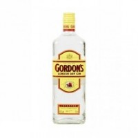 Джин Gordon`s London dry gin 1л