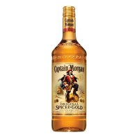 Ром Captain Morgan Gold 1л