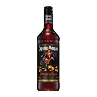 Ром Captain Morgan Black 1л