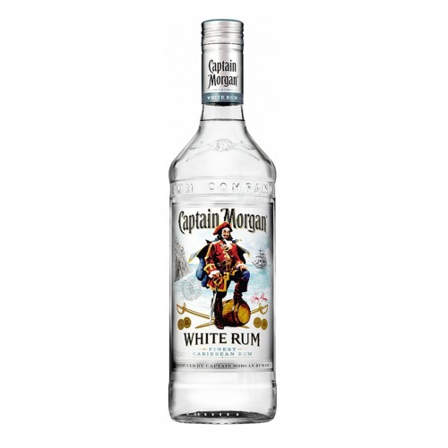 Ром Captain Morgan White 1л