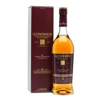 Віскі GLENMORANGIE LASANTA 12 years Highland Single Malt в сув. коробці 0,7л