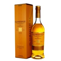 віскі GLENMORANGIE Original 10 years Highland Single Malt в сув. коробці 0,7л