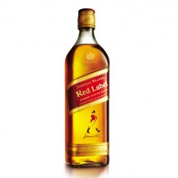 Віскі Johnnie Walker Red Label 0,35л