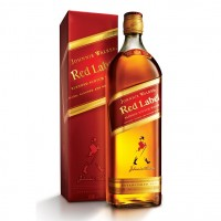 Віскі Johnnie Walker Red Label 1л
