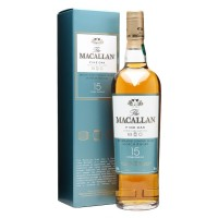 Віскі MACALLAN Fine Oak 15 years в сув.коробці 0,7л