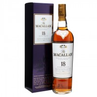 Віскі MACALLAN Fine Oak 18 years в сув.коробці 0,7л