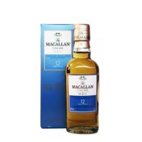 Віскі MACALLAN Fine Oak 12 years міні 0,05л