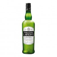 віскі William Lawson's Blended Scotch Whisky 1л